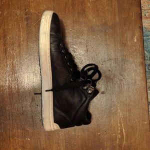 rag & bone Shoes - Women's Rag & Bone leather high top sneakers shoes